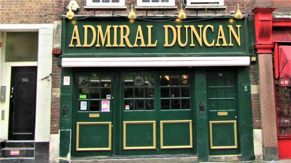 admiral duncan gay london guide