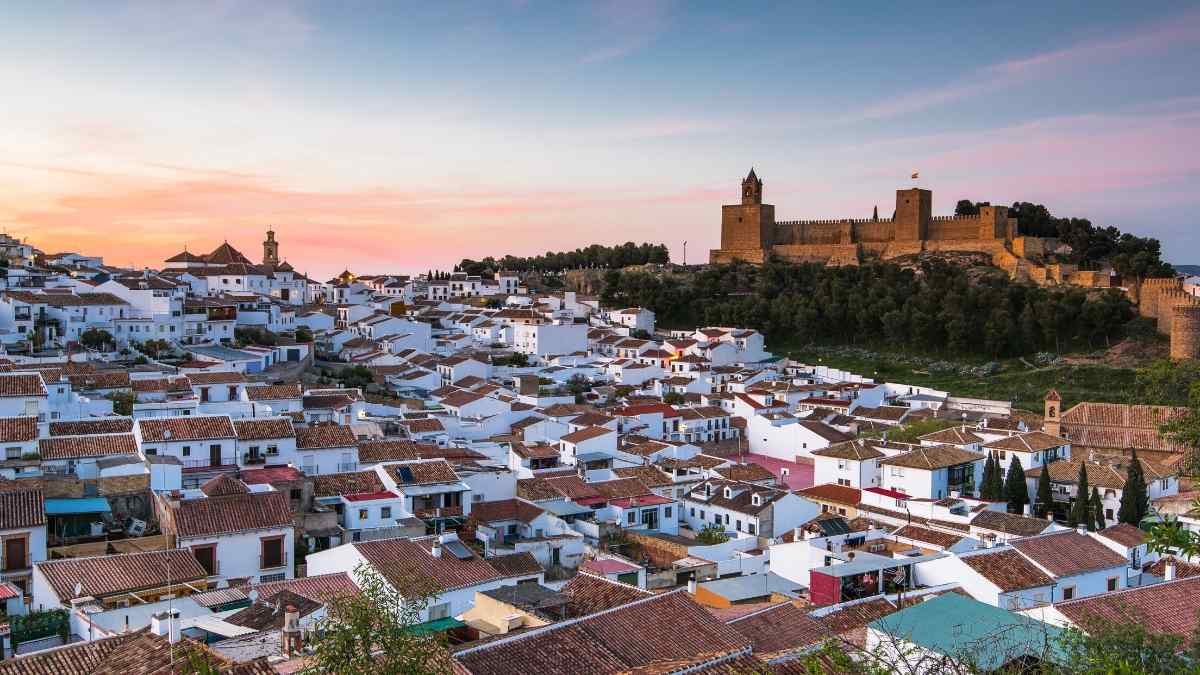 andalusian cities antequera