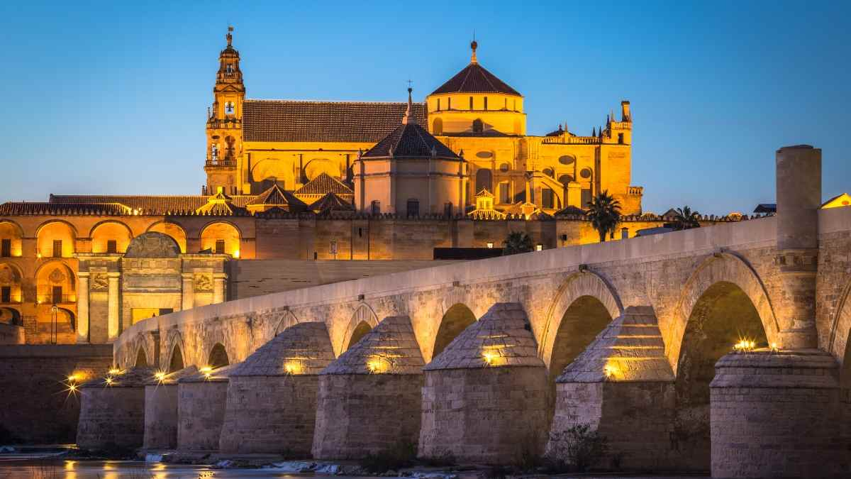 andalusian cities cordoba