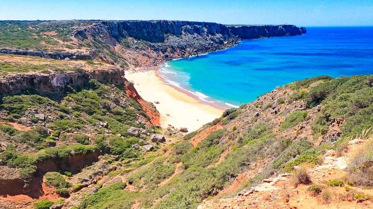 best places to visit in october in europe algarve portugal