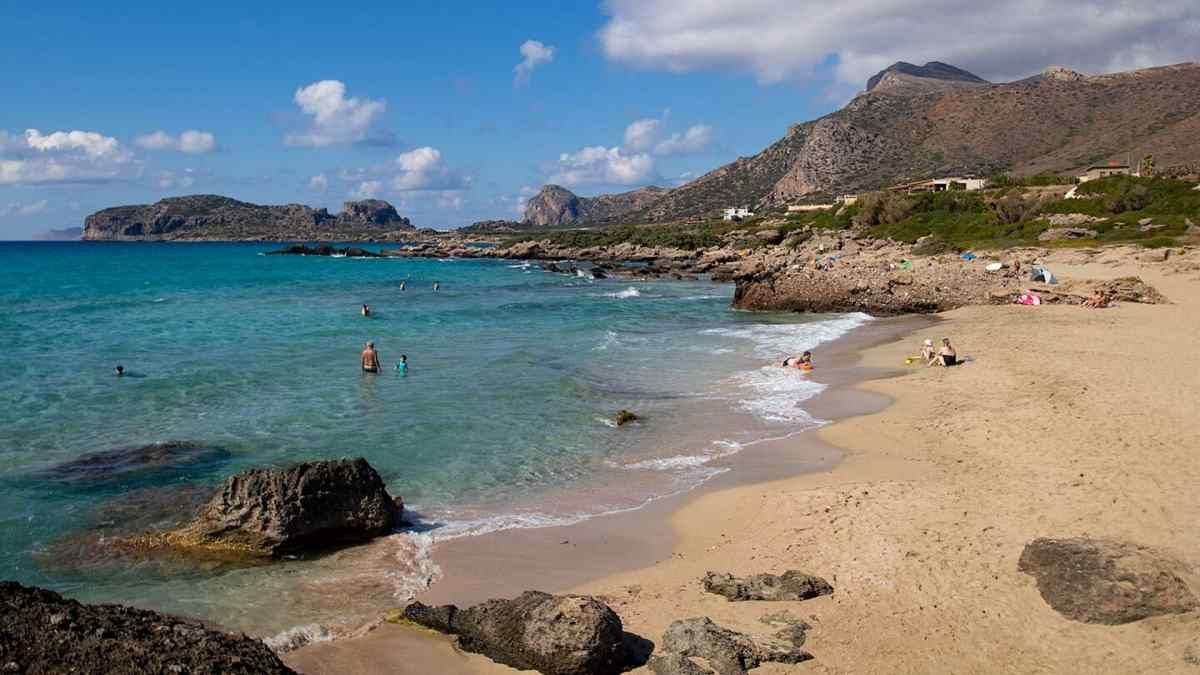 best places to visit in october in europe crete greece
