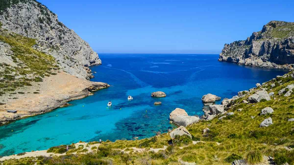 best places to visit in october in europe mallorca