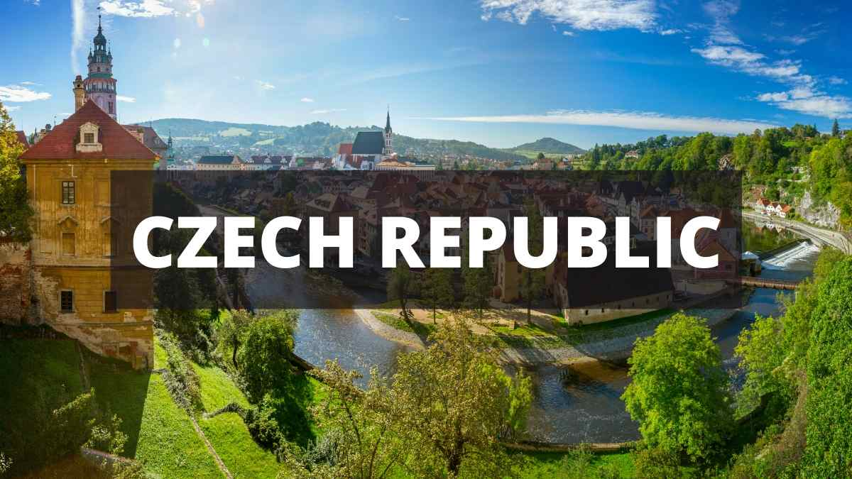 czech republic vacation