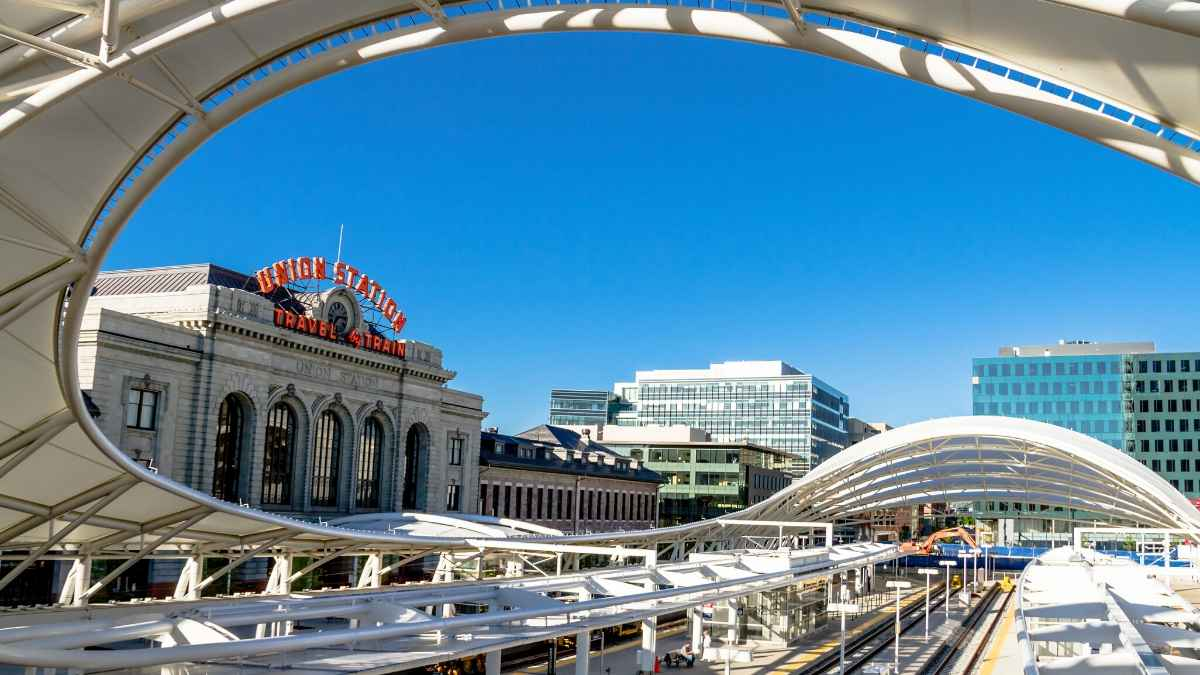 denver weekend itinerary planning union station