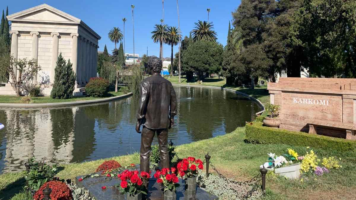 hidden gems in los angeles hollywood forever cemetery