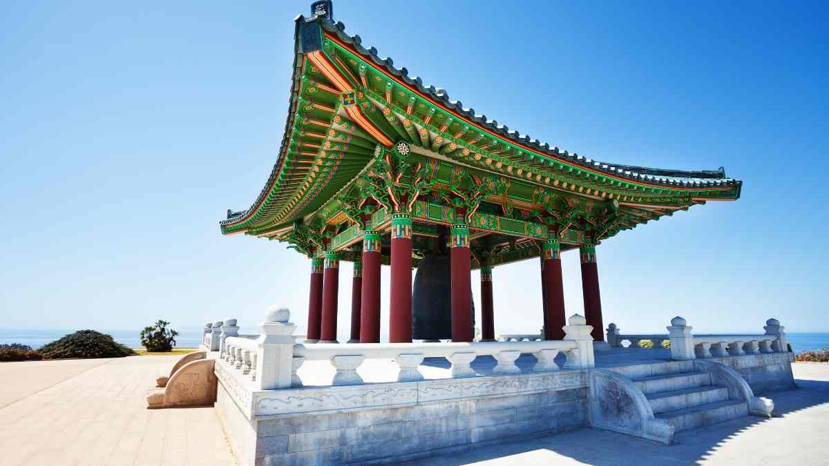 hidden gems in los angeles korean bell of friendship