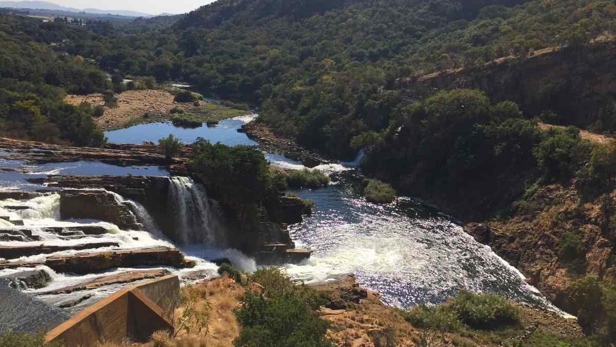 johannesburg itinerary hartbeespoort dam