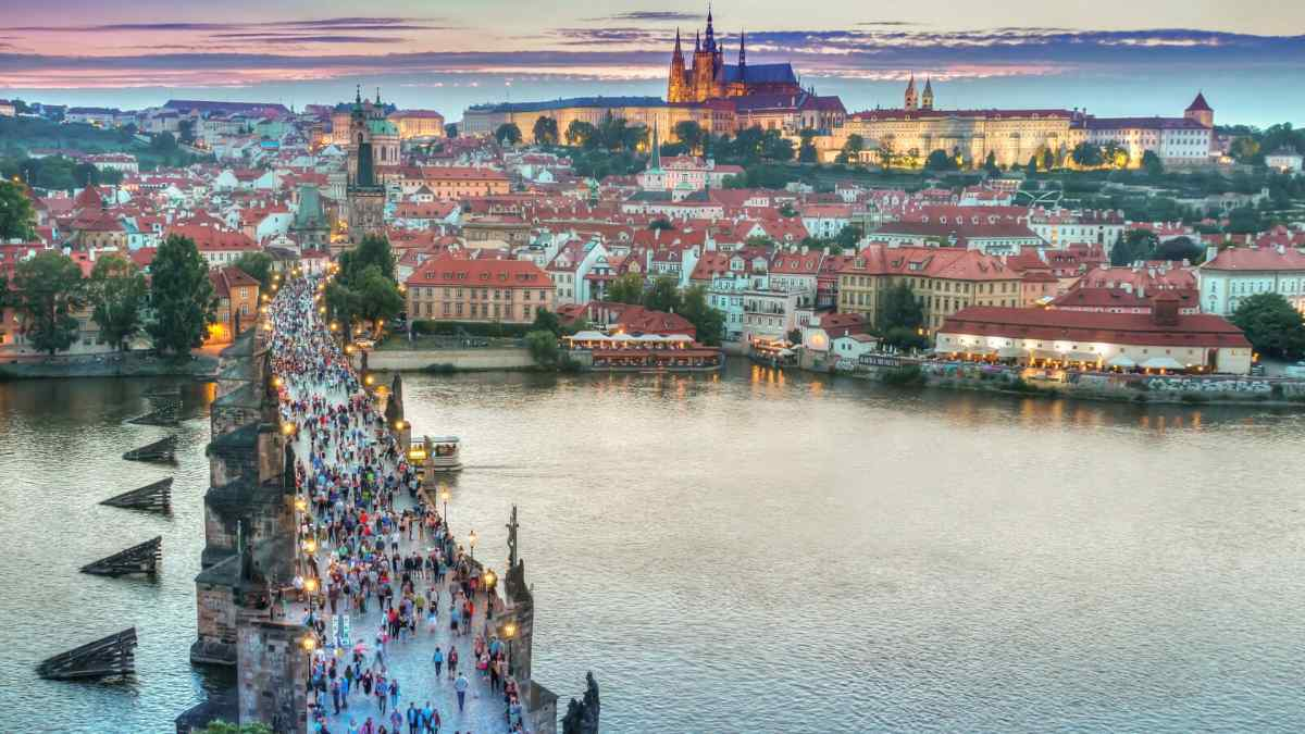 weekend in prague city break guide