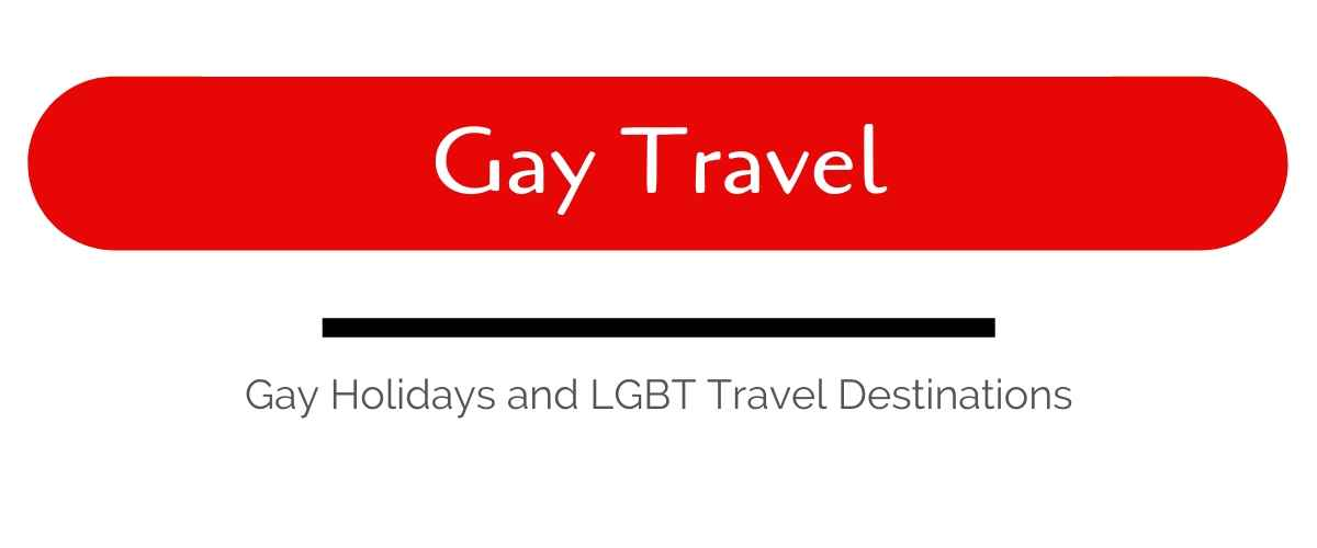 gay travel destinations lgbt