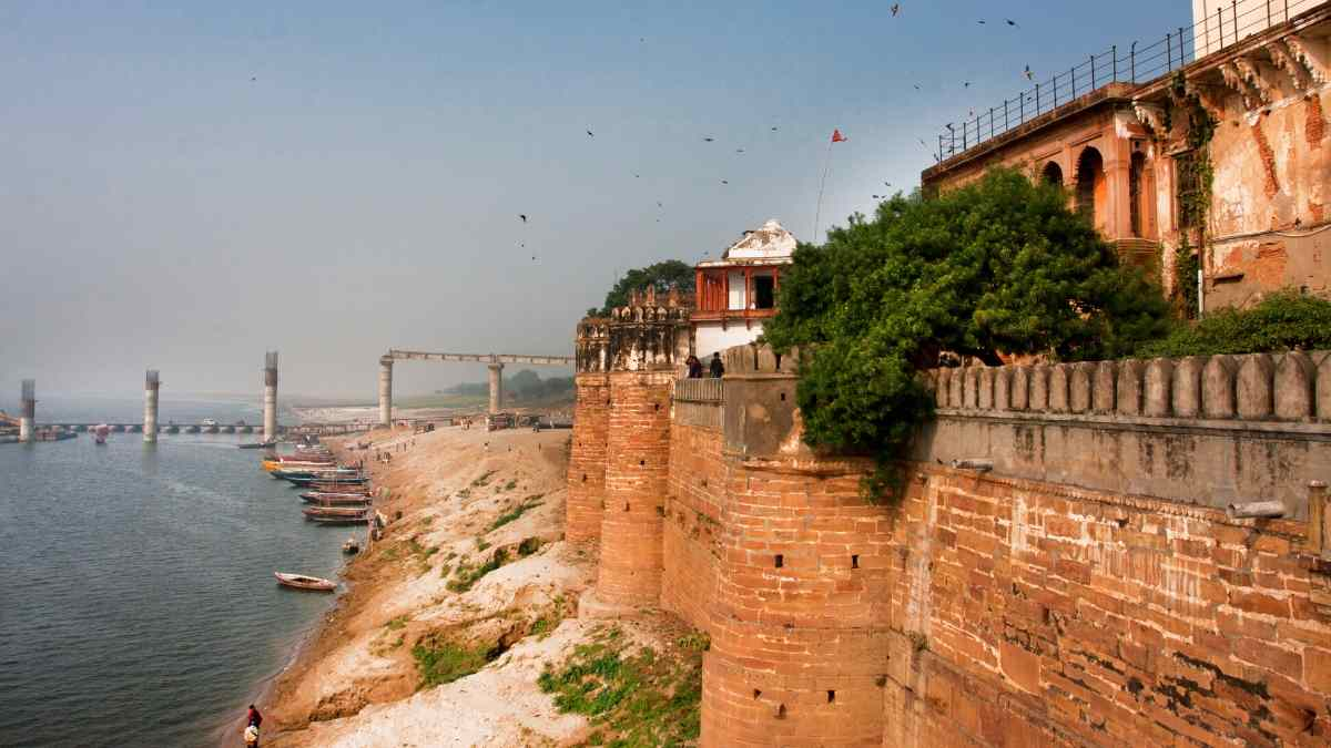 places to visit in varanasi ramnagar fort