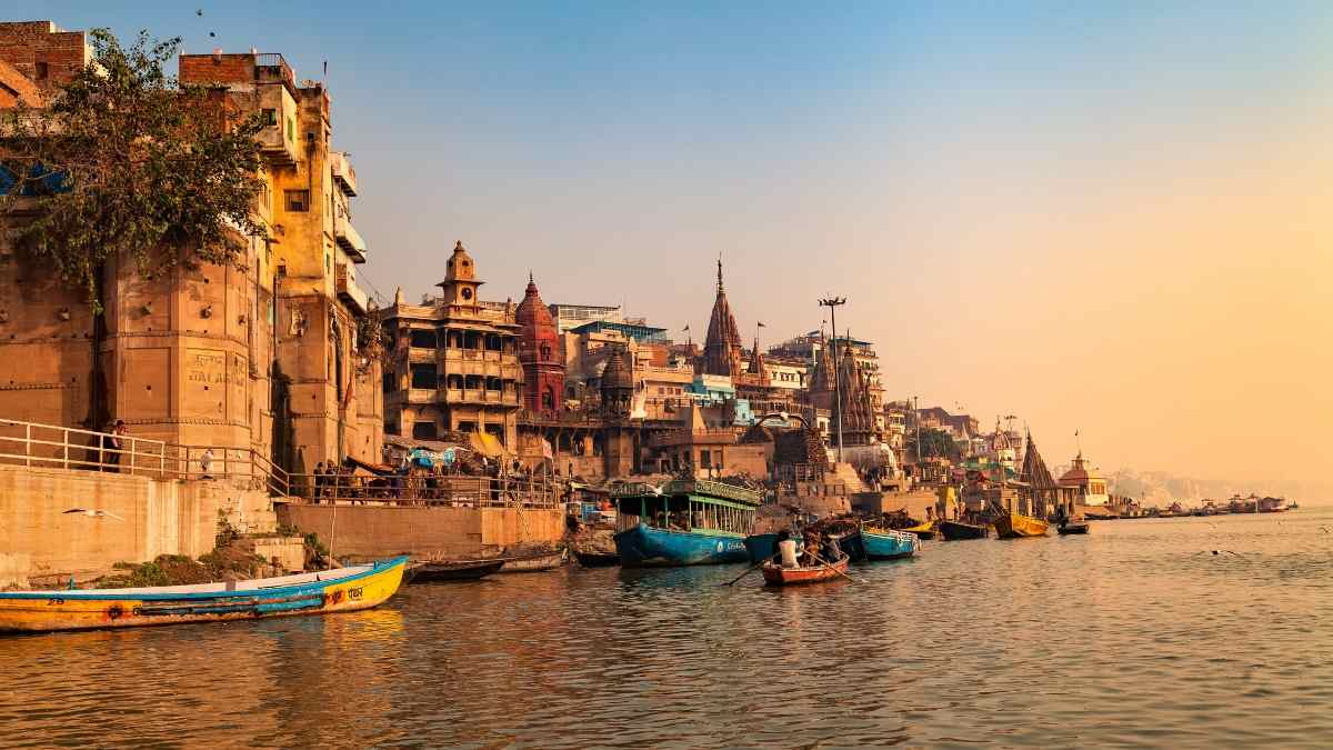 The Best Places To Visit in Varanasi Over Two Days