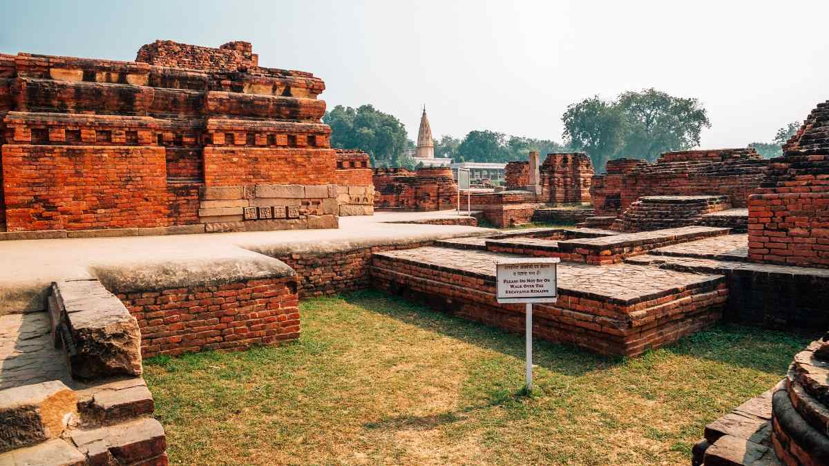 places to visit in varanasi sarnath ruins deer park