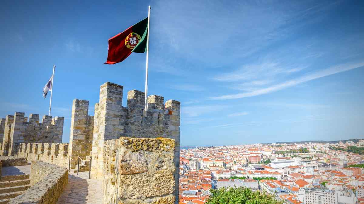 lisbon itinerary portugal