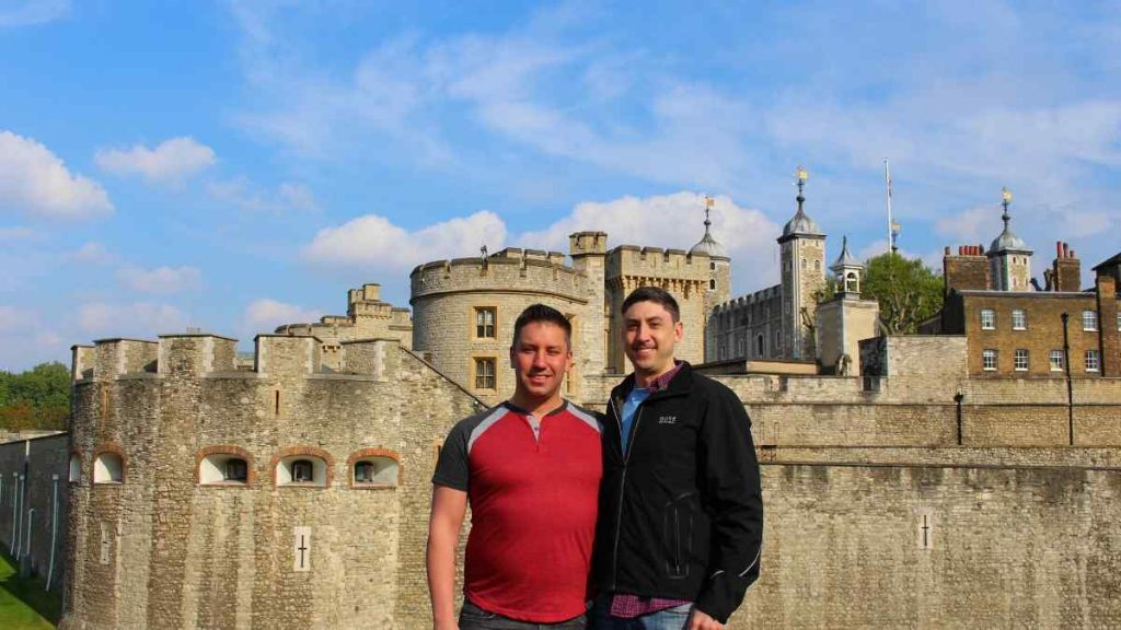tower gay london guide