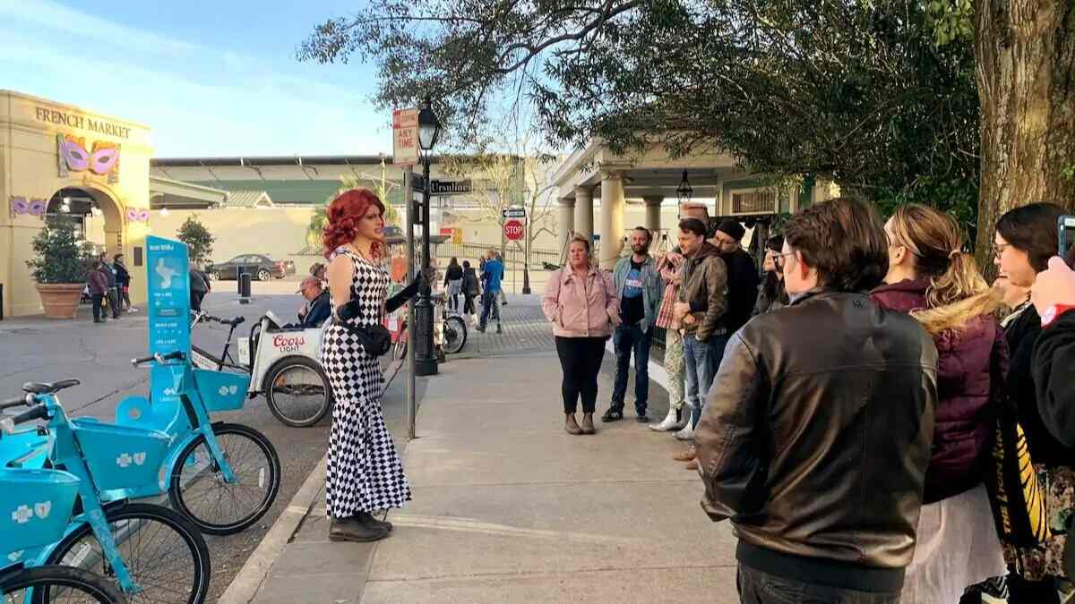 airbnb drag queen tour french quarter new orleans
