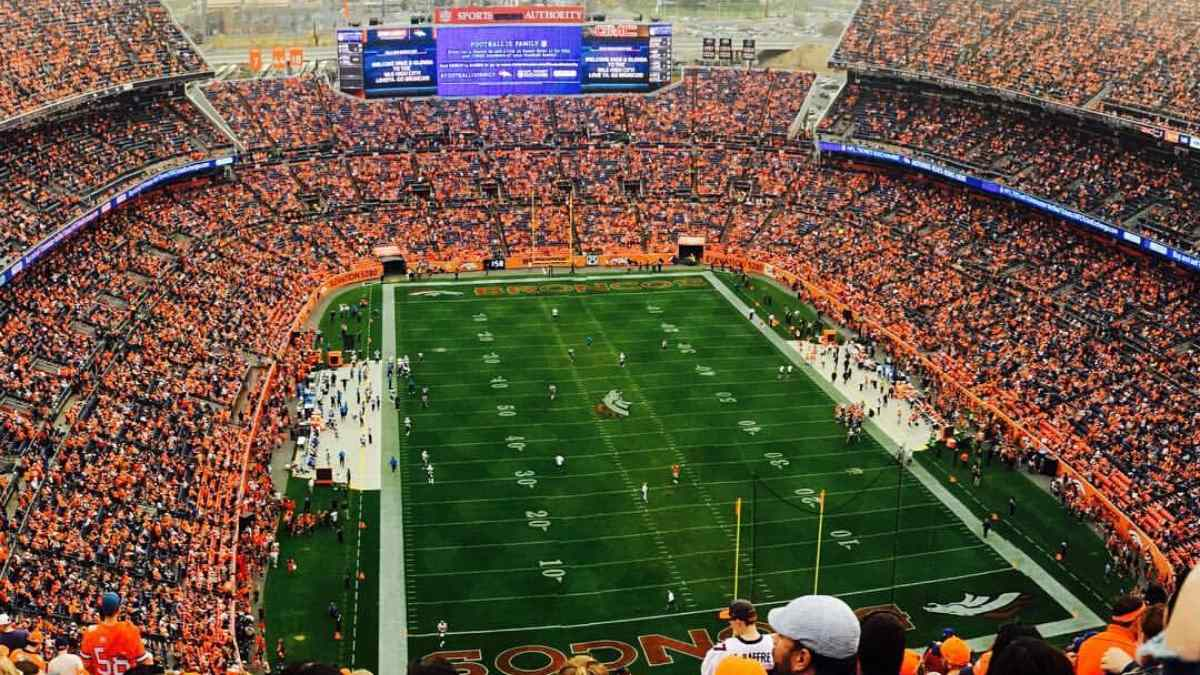 best nfl team locations denver broncos