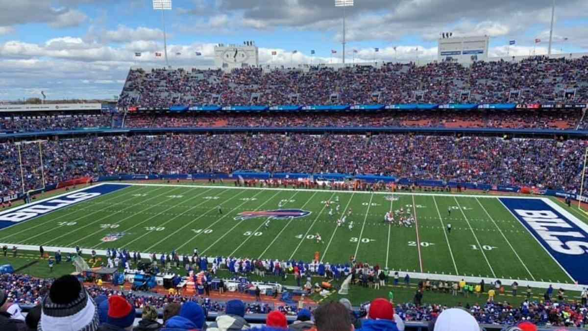 best nfl team locations new era field buffalo bills