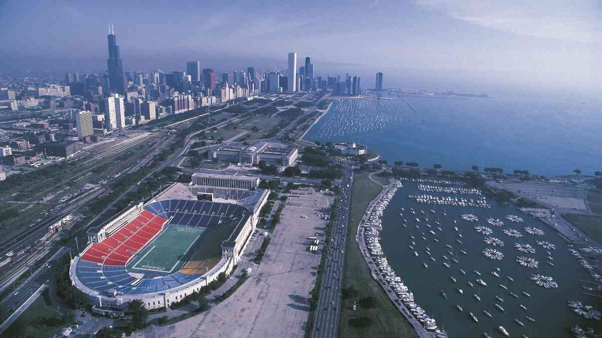 best nfl team locations chicago bears