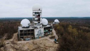 Berlin Teufelsberg: How to Visit an Abandoned Spy Station