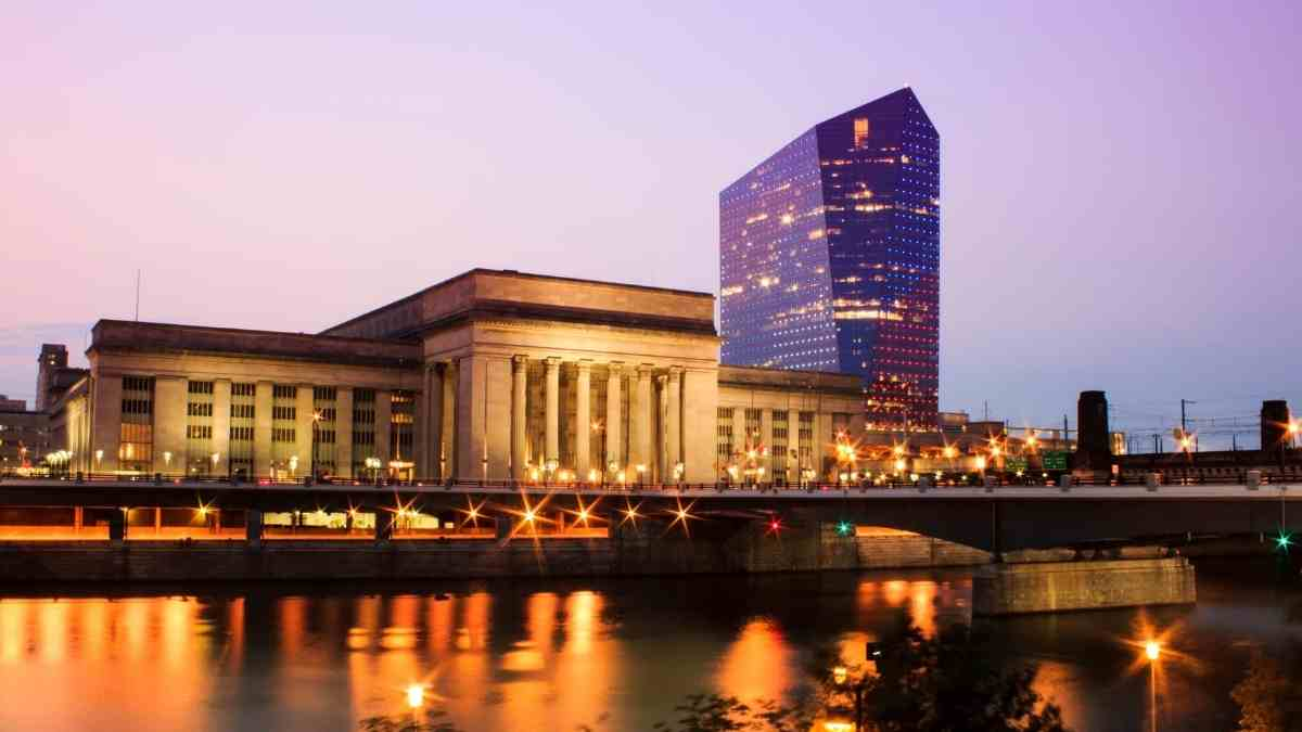30th street station philadelphia