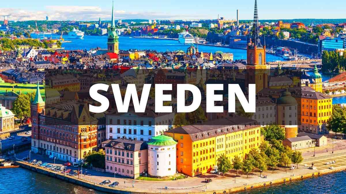 sweden vacation and travel tips