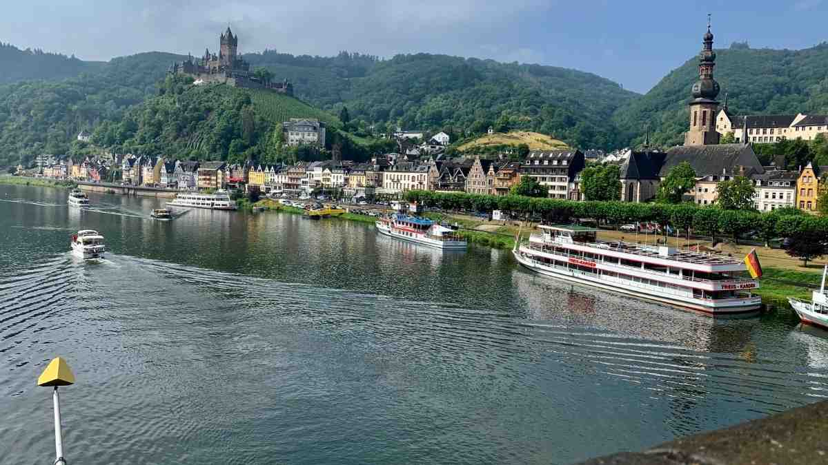 things to do in cochem bridge