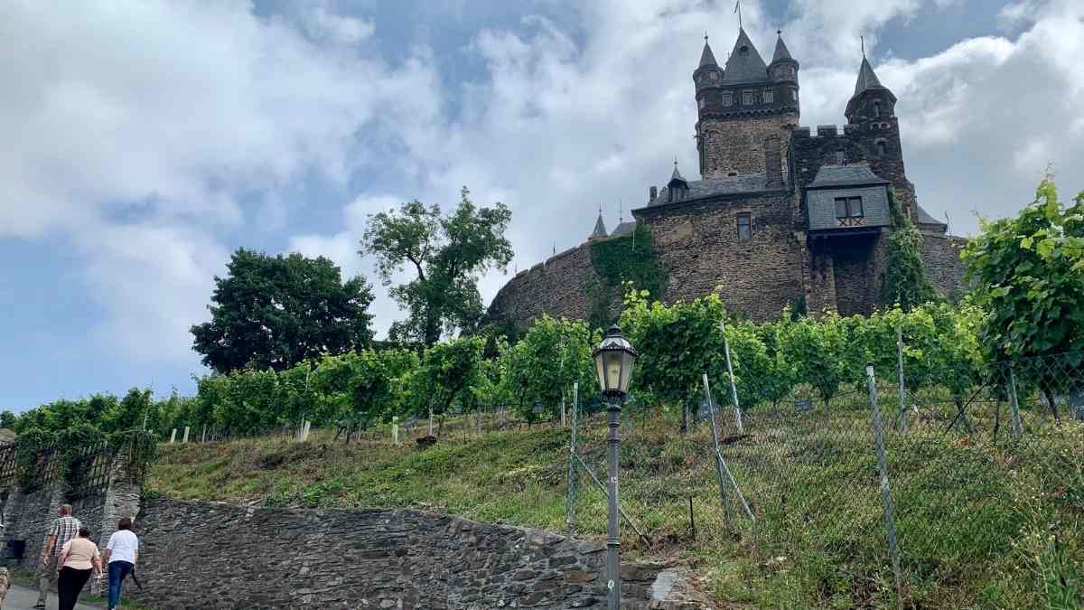 things to do in cochem Reichsburg castle