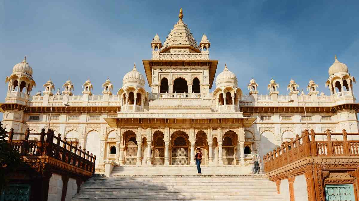 road trips and weekend getaways from jaipur Jaswanth Thada