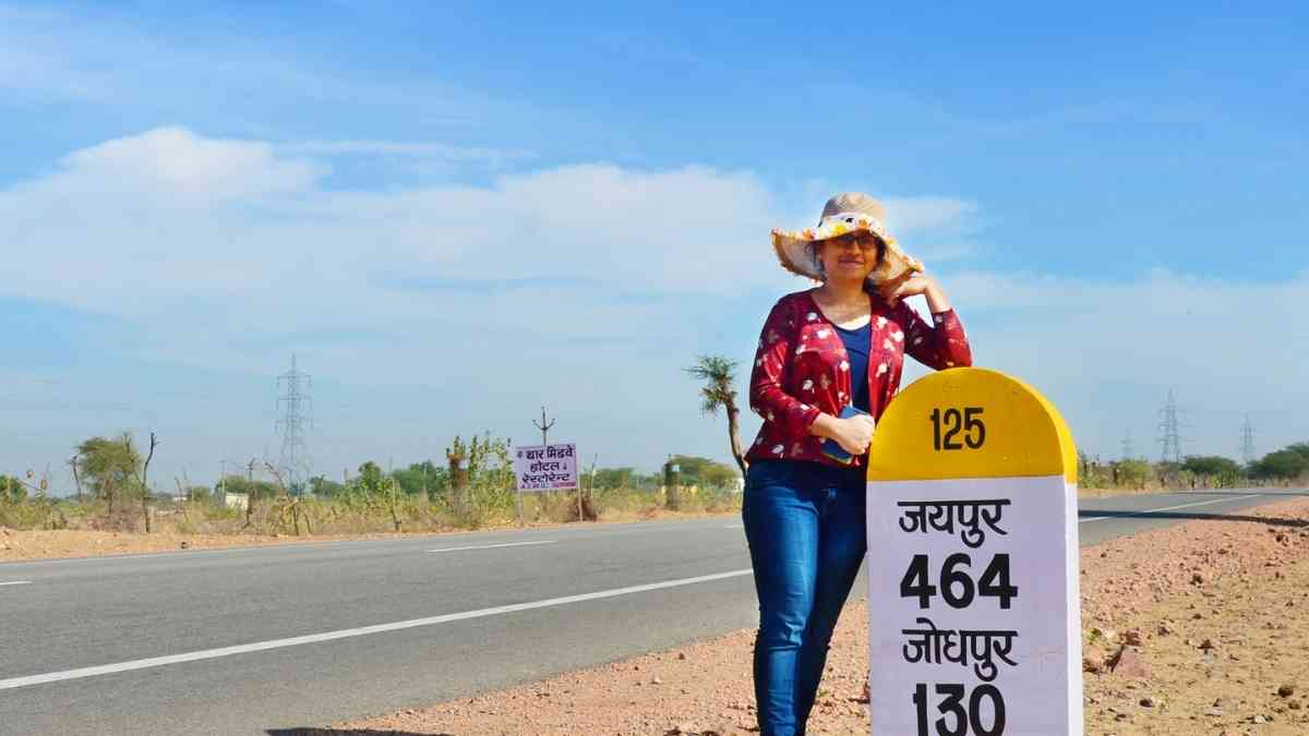 road trips and weekend getaways from Jaipur