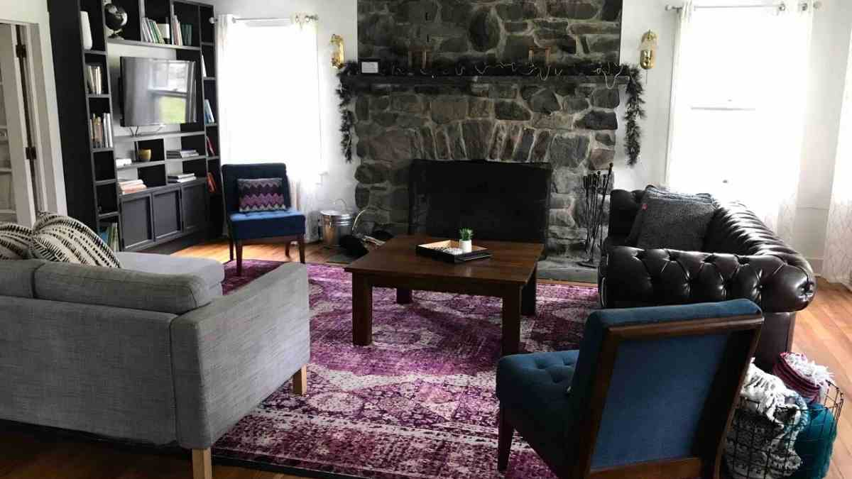 airbnb poconos farmhouse