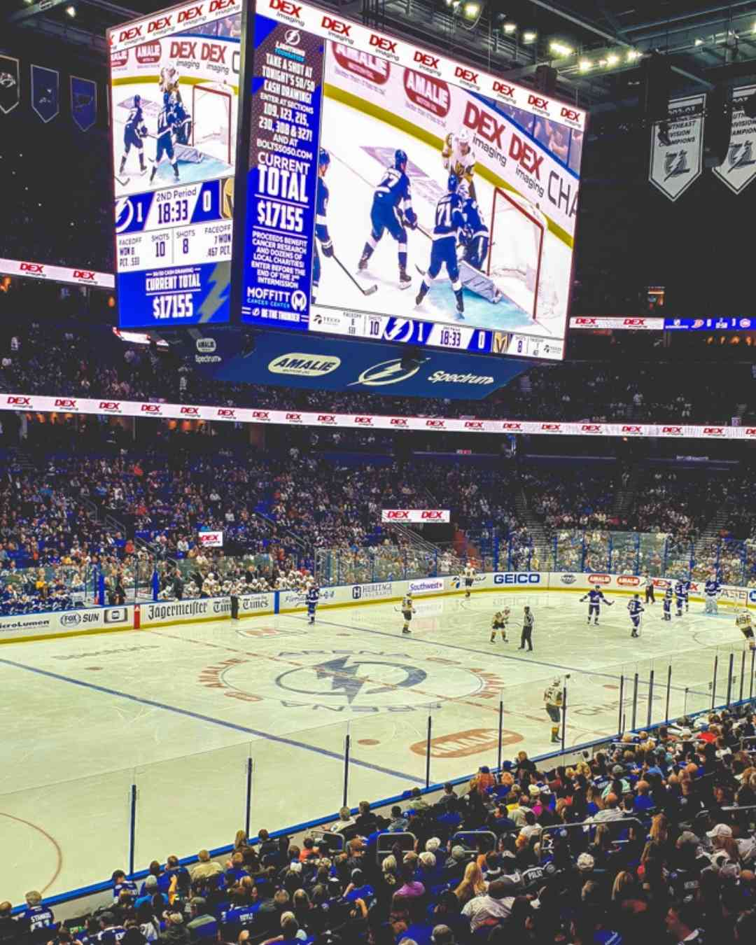 best nhl cities to visit tampa bay lightning