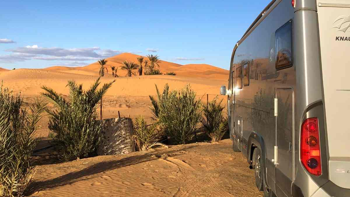 moving to spain motorhome