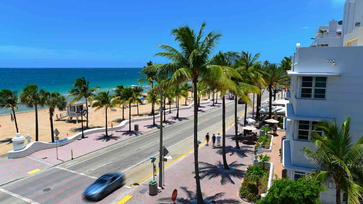 fort lauderdale streets