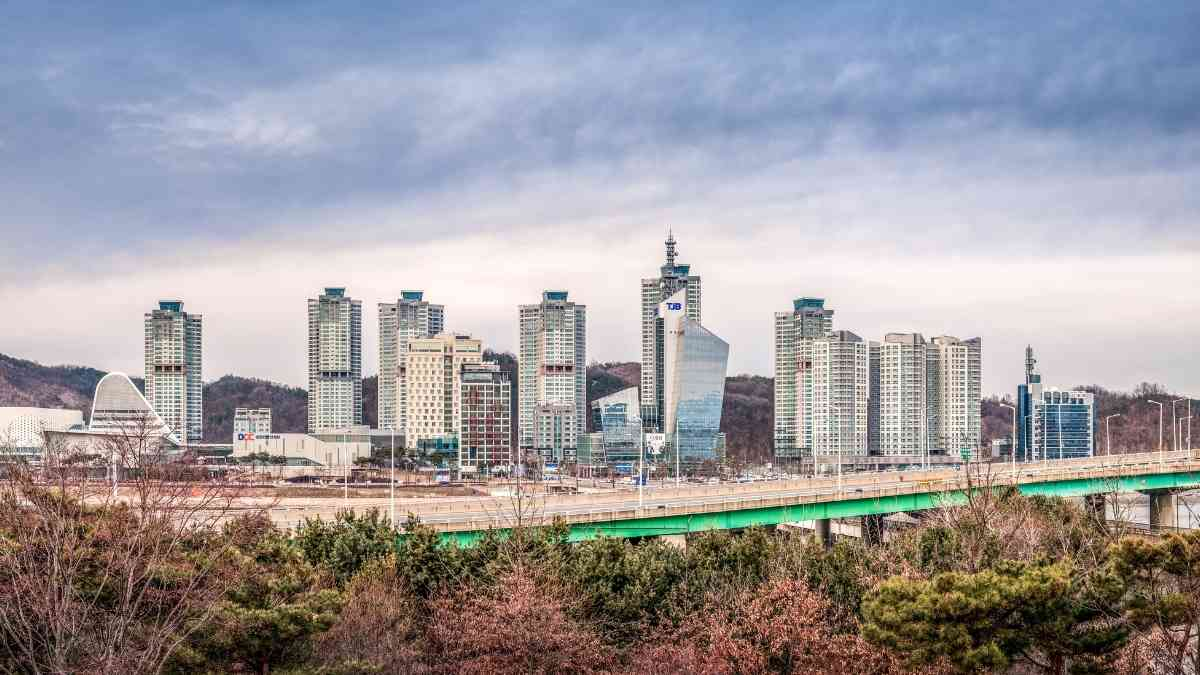 Living in South Korea as a British Expat in Daejeon