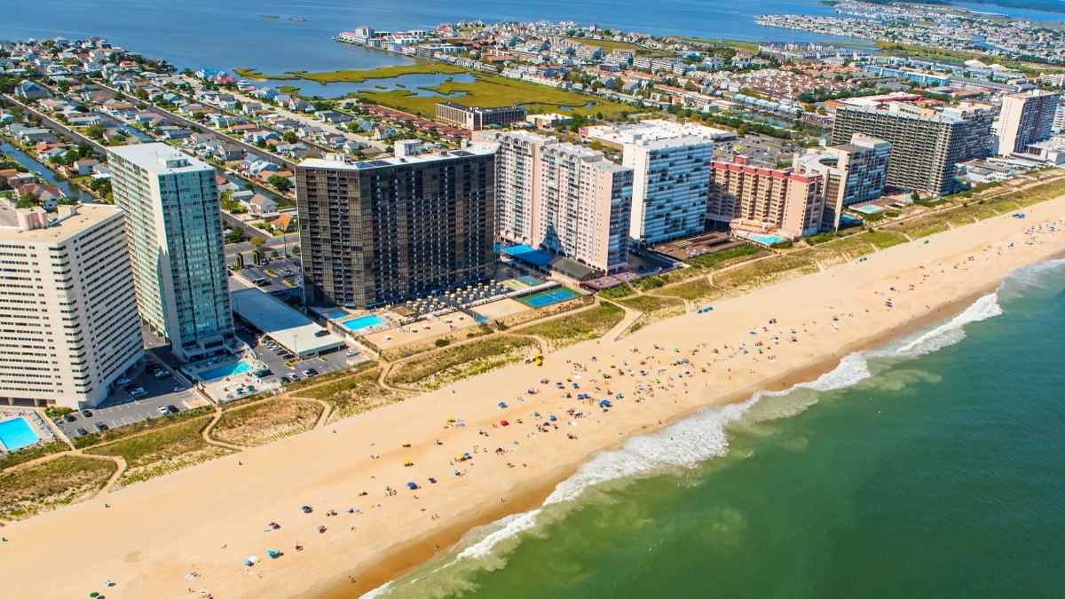 Top 17 Ocean City Maryland Airbnb Rentals to Book Now
