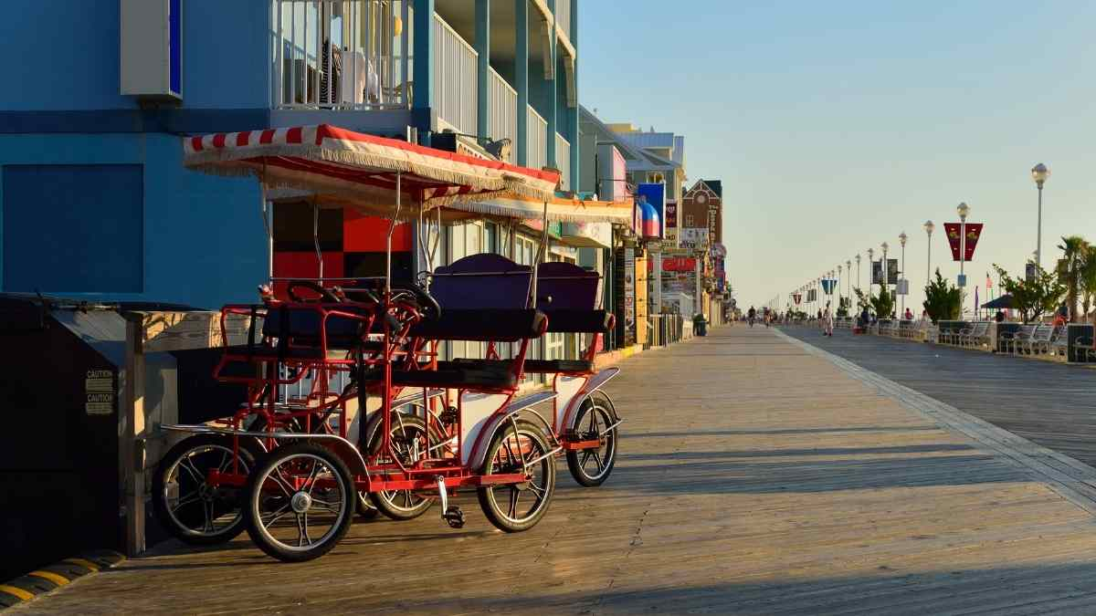 things to do in ocean city maryland surrey boardwalk