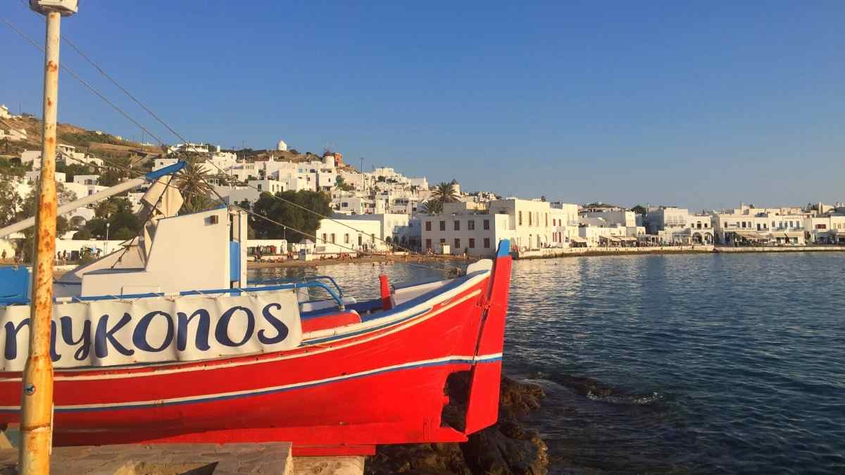 gay travel Mykonos